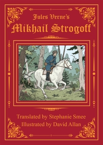 Mikhail Strogoff Cover Front Medium
